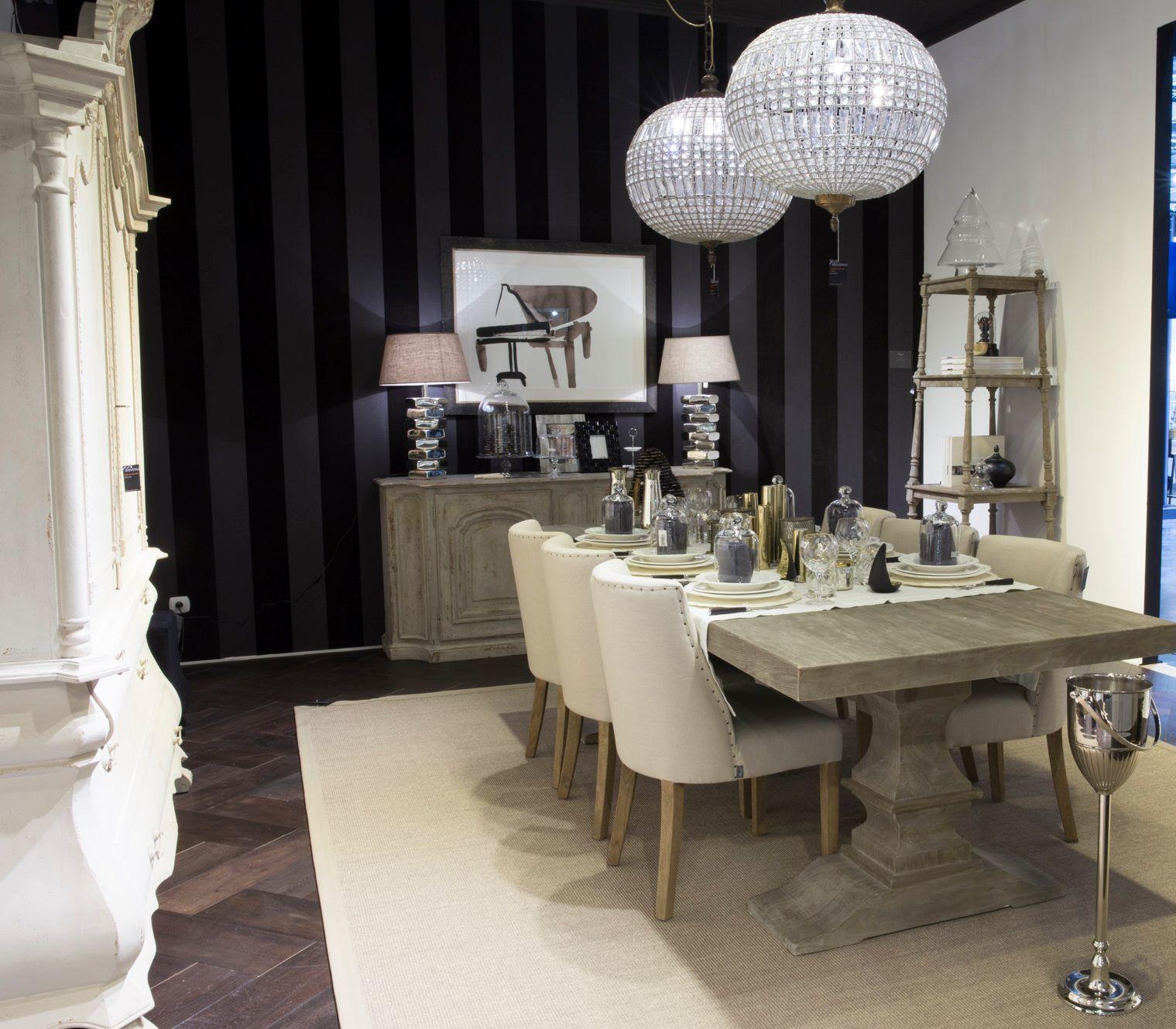 Boiserie c sale pranzo dining room sala da pranzo dining room dining e room - Sale da pranzo contemporanee ...