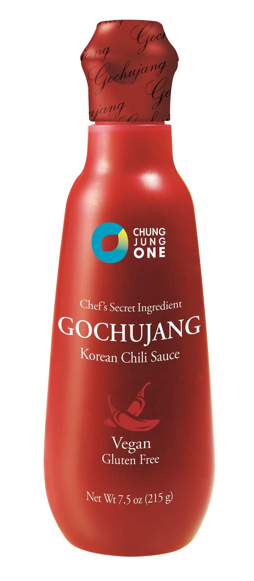 Gochujang Korean Chili Sauce is a traditional fermented