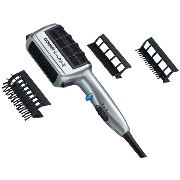 Ikemoto industrial ION negative ion styling brush large IC-120 From Japan