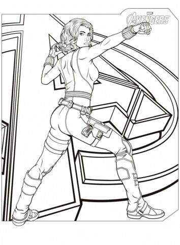 Pin By Deed On Avengers Coloring Pages Avengers Coloring Pages