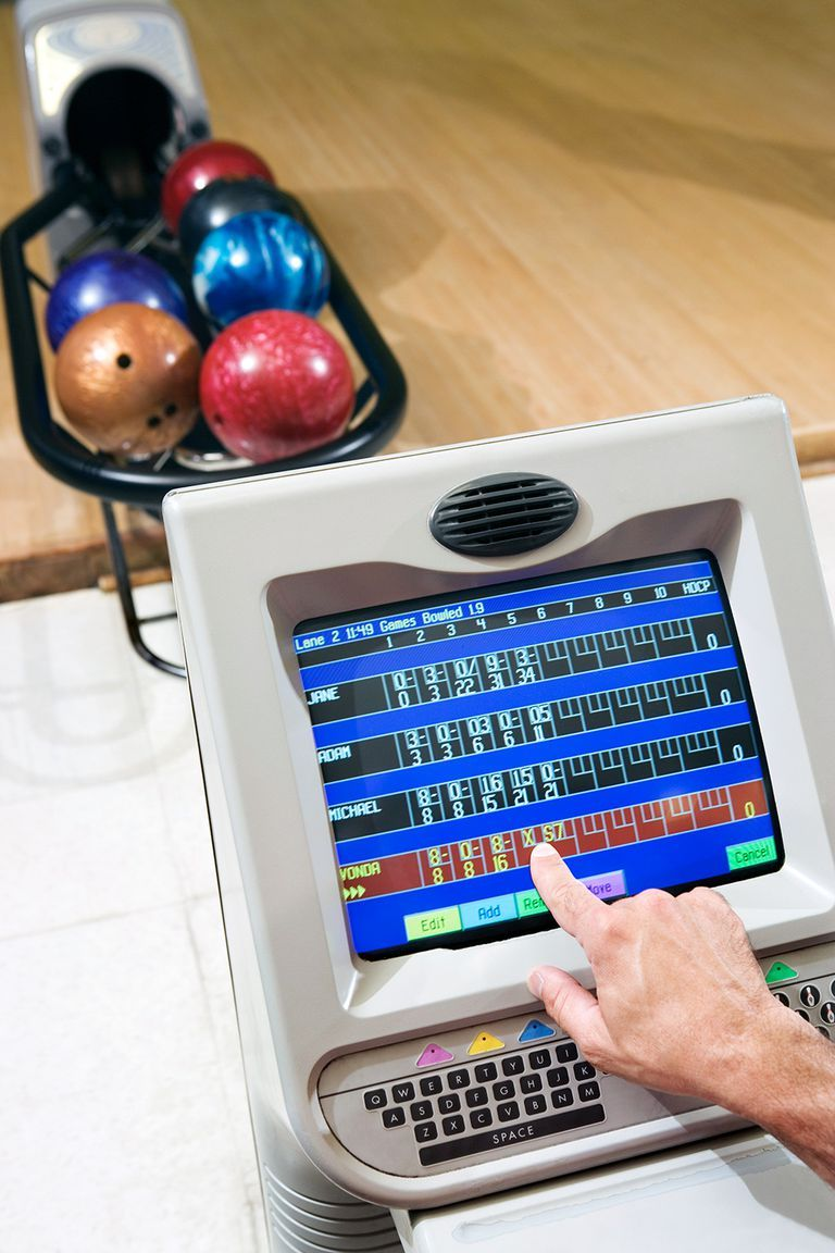 How to Score a Game of Bowling (Without the Video Screen