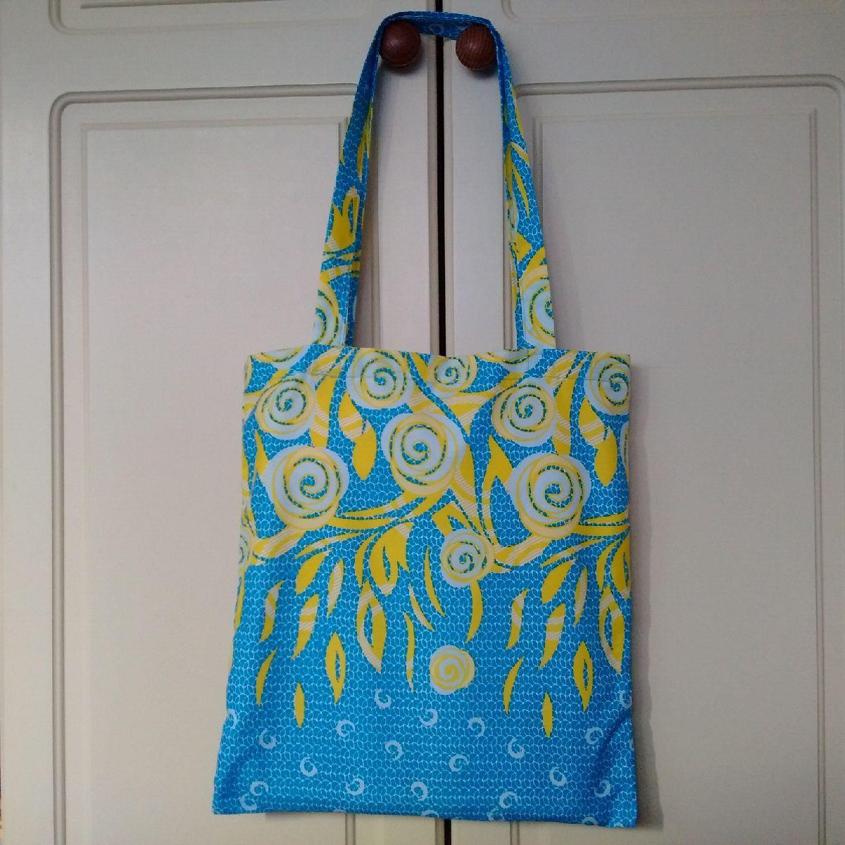 African print Tote bag Christmas Stocking Filler Stuffer Eco friendly cotton Bag Boho Chic Tote Bag Reusable Tote bag Detola and Geek (12.00 GBP) by DetolaAndGeek http://ift.tt/1I81nGb