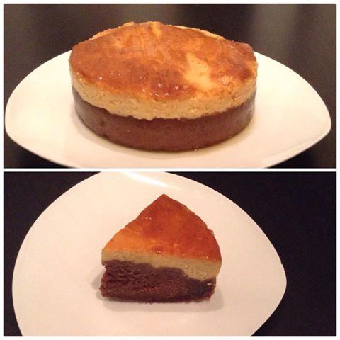 gâteau magique vanille chocolat | recettes cookéo | cookeo