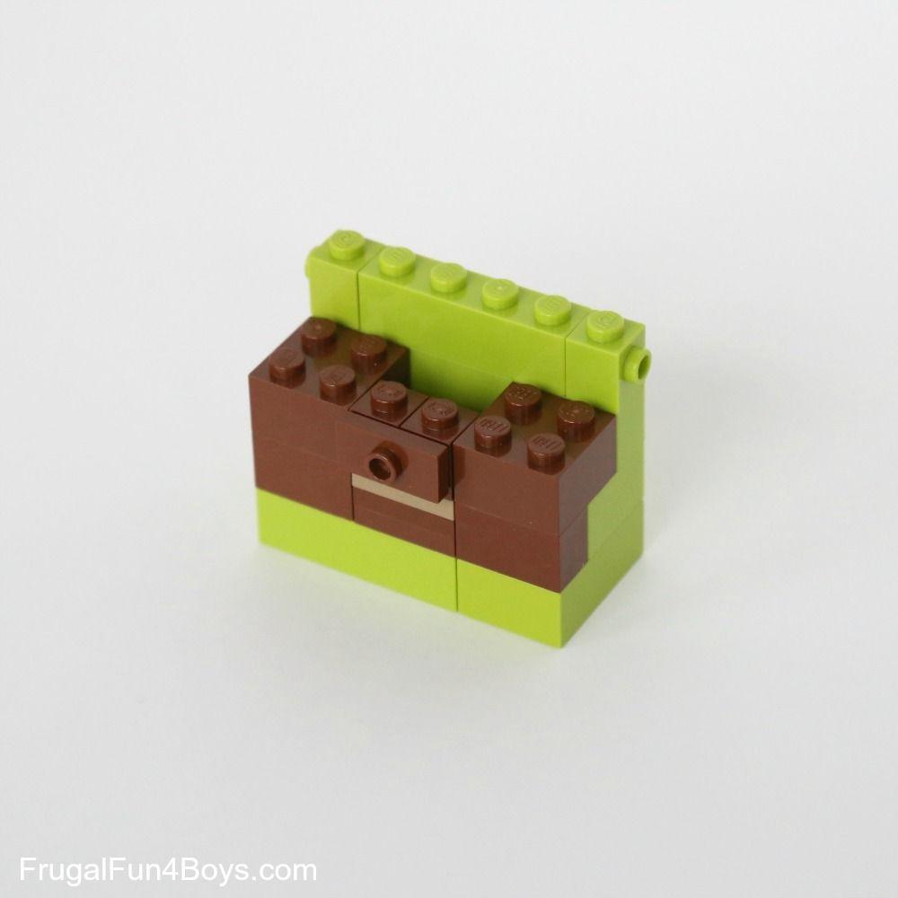 Lego Ewoks Building Instructions Legos And Frugal