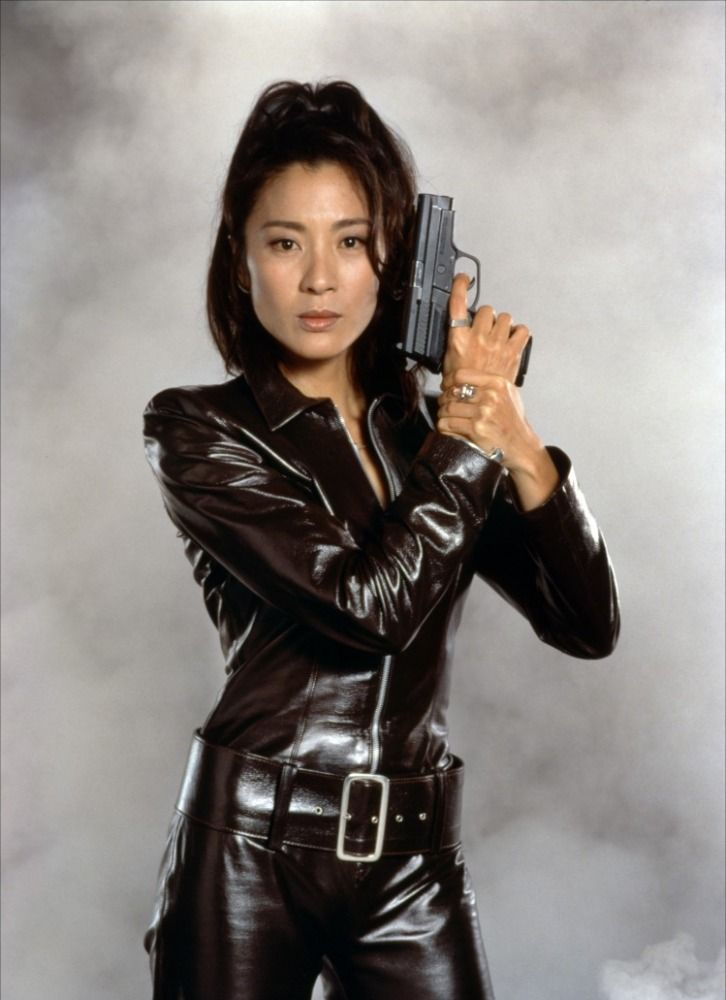Image result for Michelle Yeoh, james bond