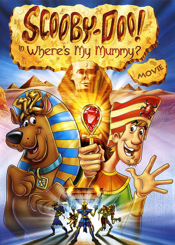 Scooby Doo A Mumia Atka 2005 Scooby Doo A Mumia Filmes De