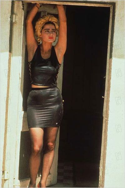 "Isabella Rossellini en ""Wild at Heart"", David Lynch (1990)."