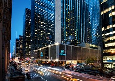 90 Hilton New York With Its Unmatched Manhattan Hospitality And Great Meeting Rates