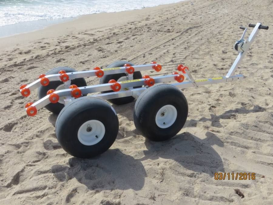 beach carrier with baloon tires Google Search Jet ski