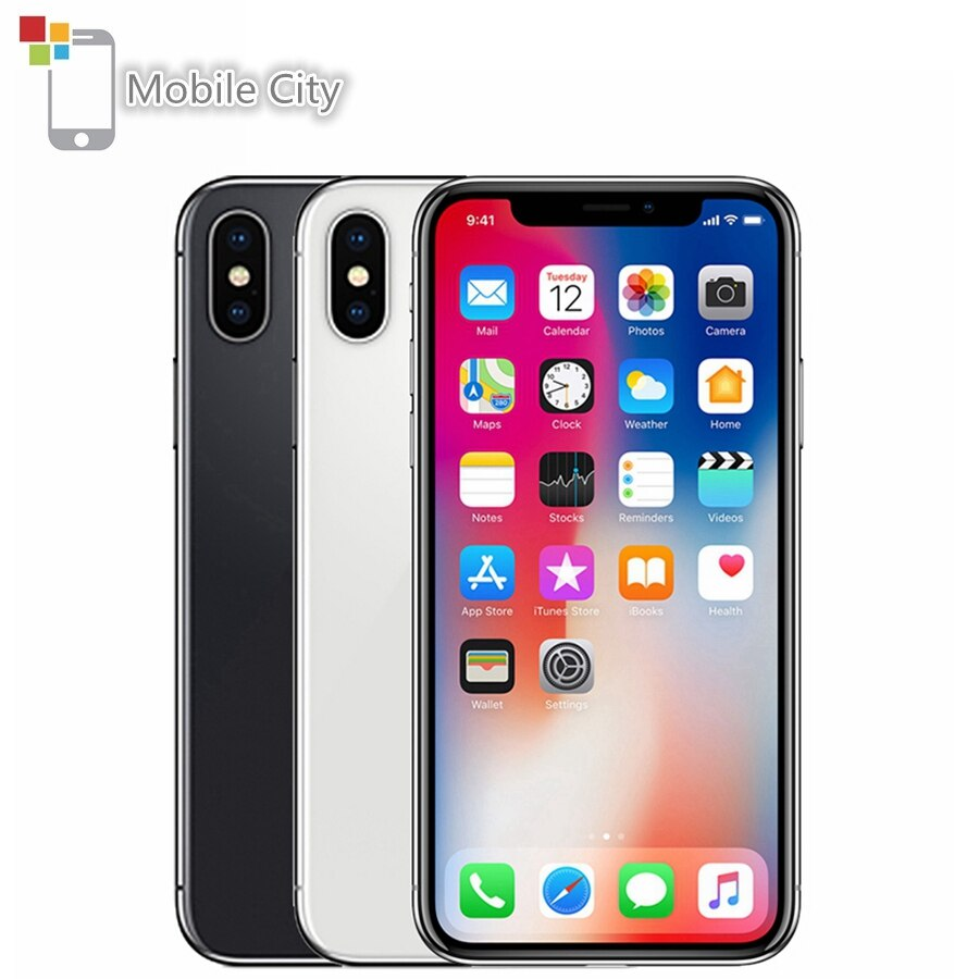 Apple Iphone X Unlocked Smartphone 5 8 Inch Apple A11 4g Lte 64gb 256gb Rom Deals Phonesep Com Displayresolution Apple Iphone X Unlo Apple Iphone 4g Lte Lte