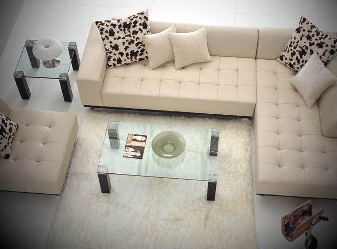Sofá De Canto | arquitectura | interiorismo | Pinterest | Living ...