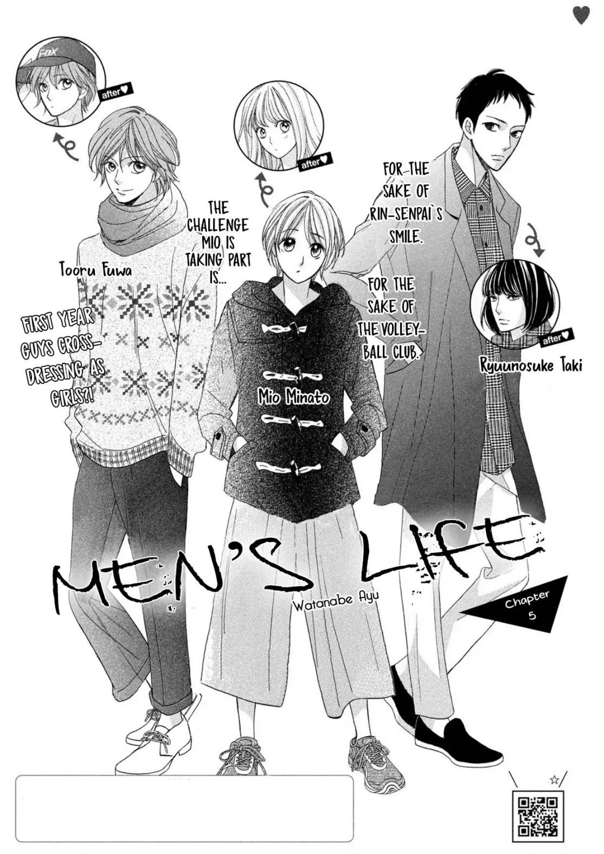 Pin by Animemangaluver on Men's Life Manga Twin brothers