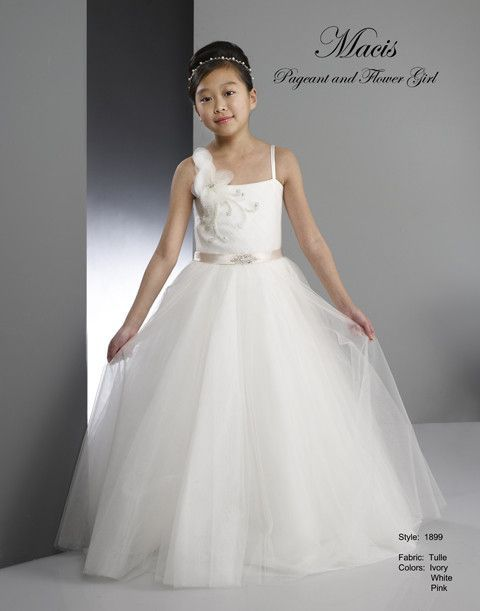 9f850c591e1 ... Flower Girl Dress For Less. Macis Design  1899