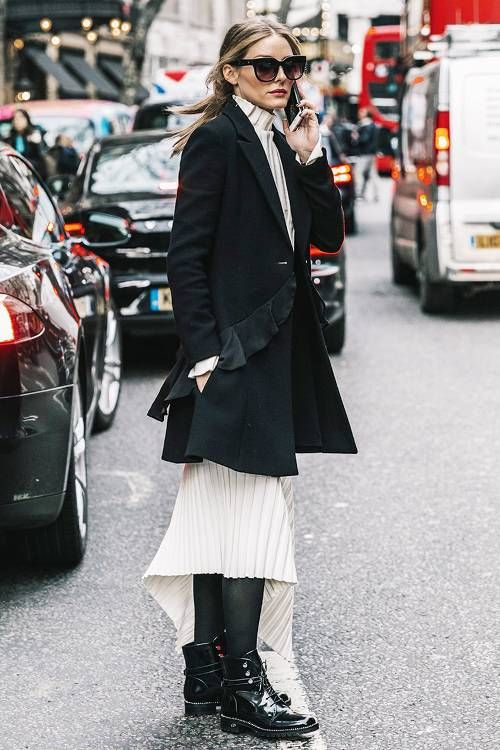 The Cool Way to Wear Combat Boots in 2019 | winterize