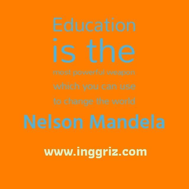 Gambar Kata Kata Bijak Pendidikan Bahasa Inggris Gambarkatakata