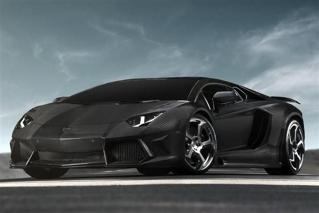 Lamborghini Aventador LP700-4 Carbonado by Mansory