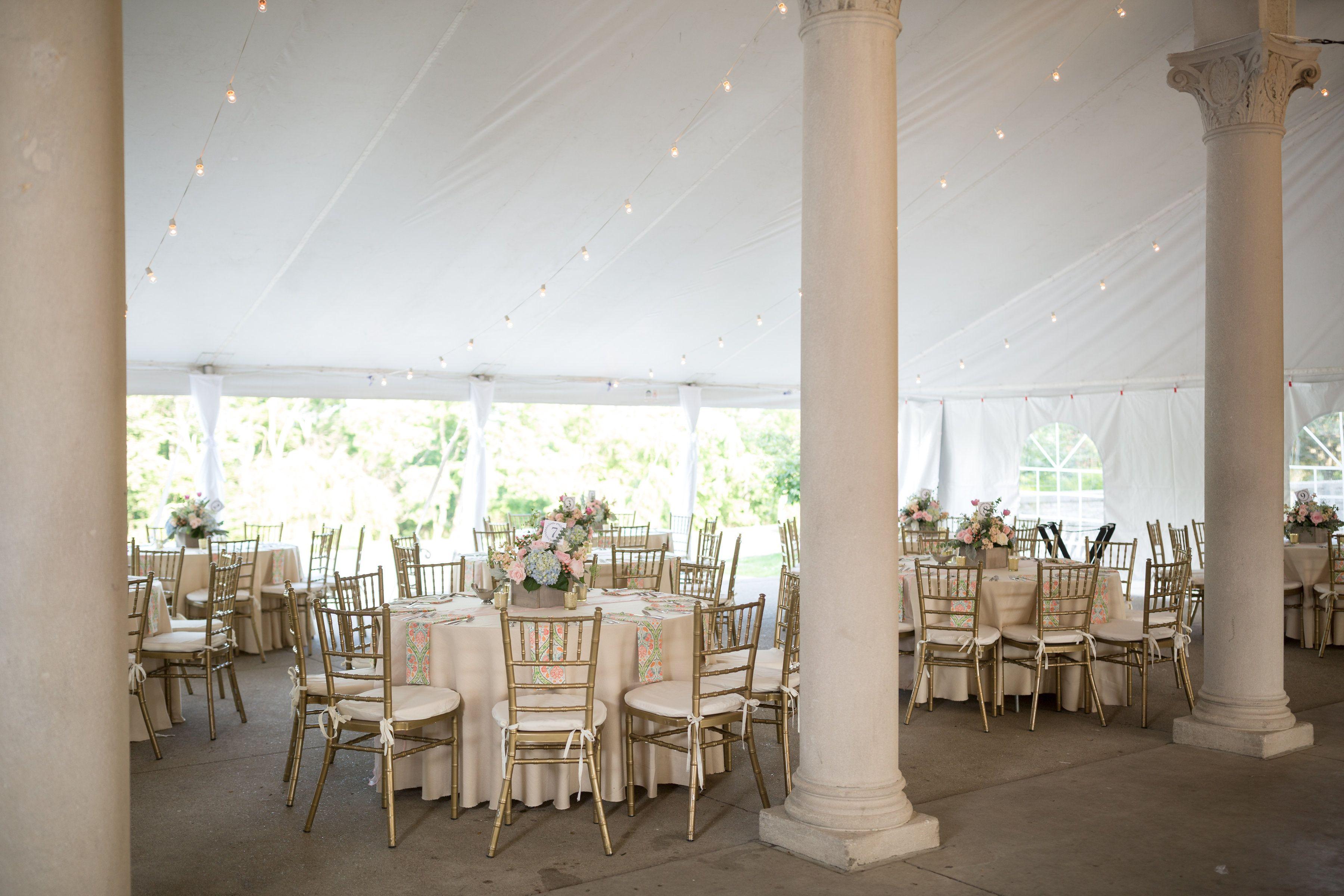 Outdoor Wedding Reception Park Pavilion Event Rental Pavilion