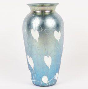 Durand Art Glass Vase