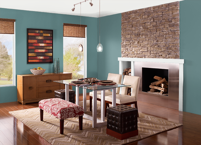 my behr bliss tasmanian sea beta fish dining room colors on benjamin moore color chart visualizer id=56269