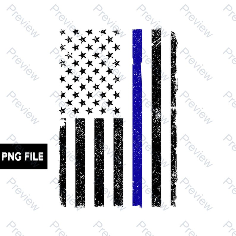Thin Blue Line American Flag Png Police Memorial Grunge Etsy In 2021 American Flag Patriotic Background Police Memorial