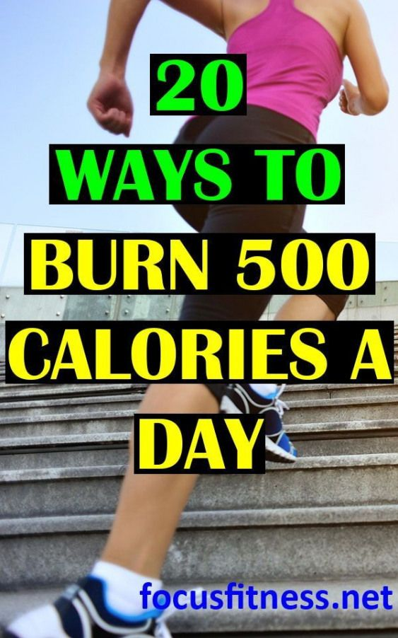 If you want to burn more calories every day this article ...