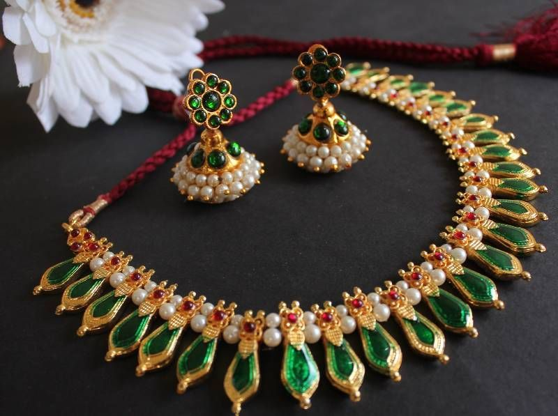 Find wide range of fashion jewellery, imitation, bridal, artificial, beaded and antique jewellery online. Buy Designer Sarees & Bags. Buy imitation jewellery online from designers across India. Call us on [phone] now to resolve your queries.