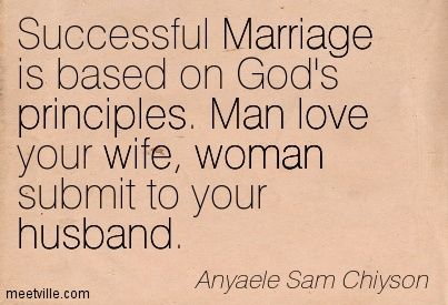 Obedient wife bible verse