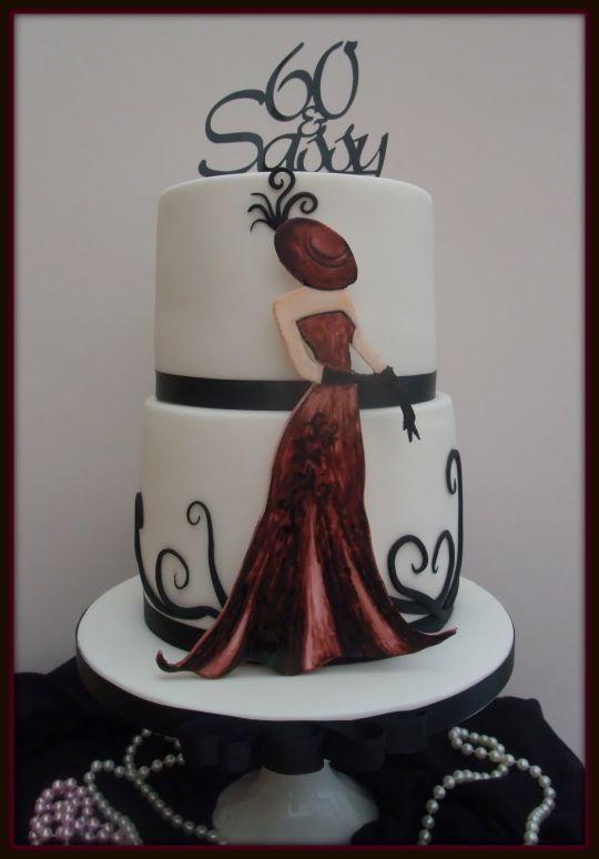 60 And Sassy Special Birthday Cakes Unique Birthday