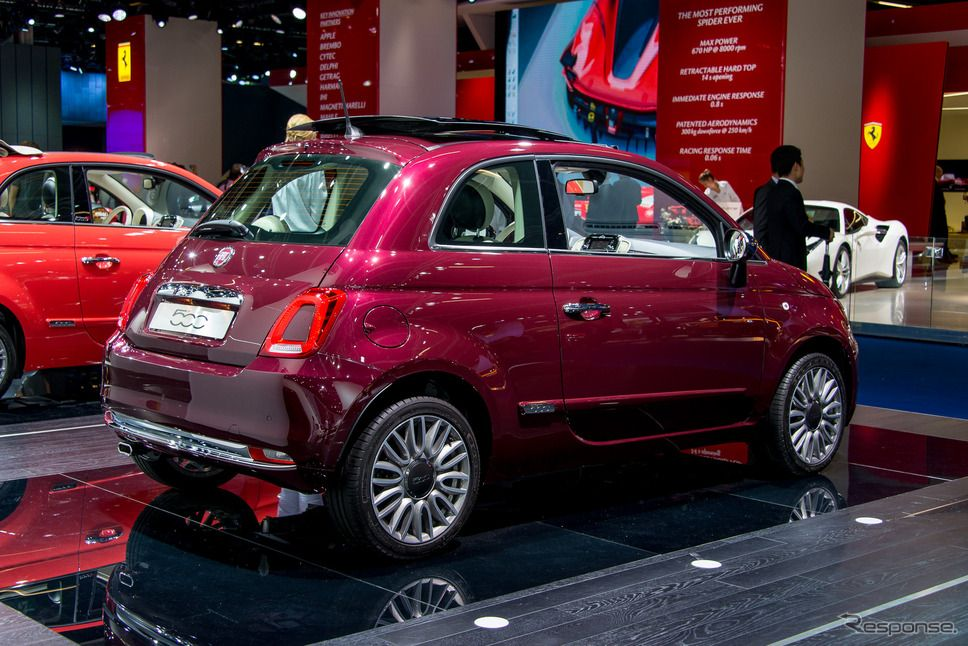 15 500 fiat 500 models fiat and cars. Black Bedroom Furniture Sets. Home Design Ideas