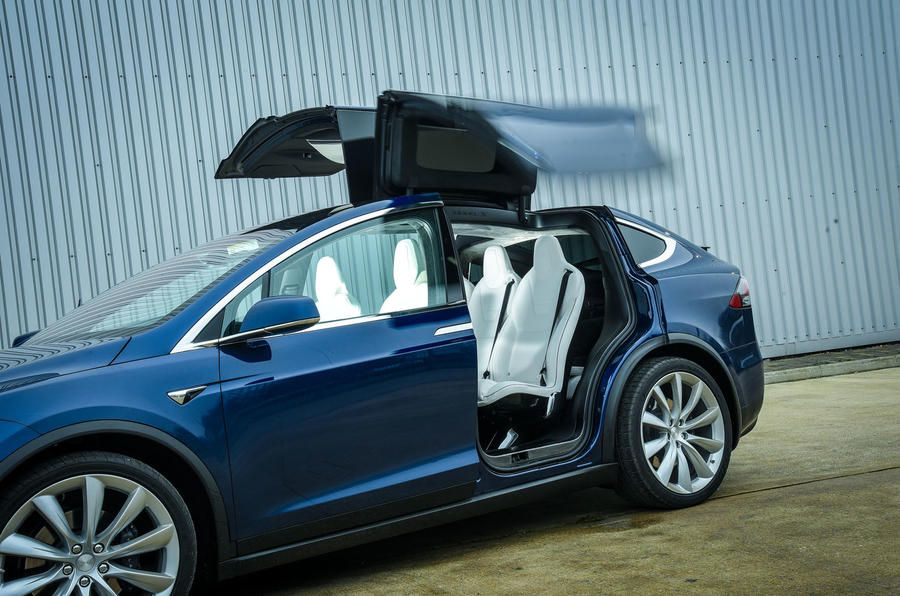 Tesla Model X w/ Falcon Doors & Tesla Model X w/ Falcon Doors | Technology + Design | Pinterest | Cars