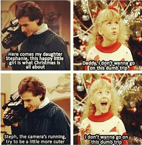 Full House Quotes Obviously When You Watch A Show Obsessively As A Child It Will .