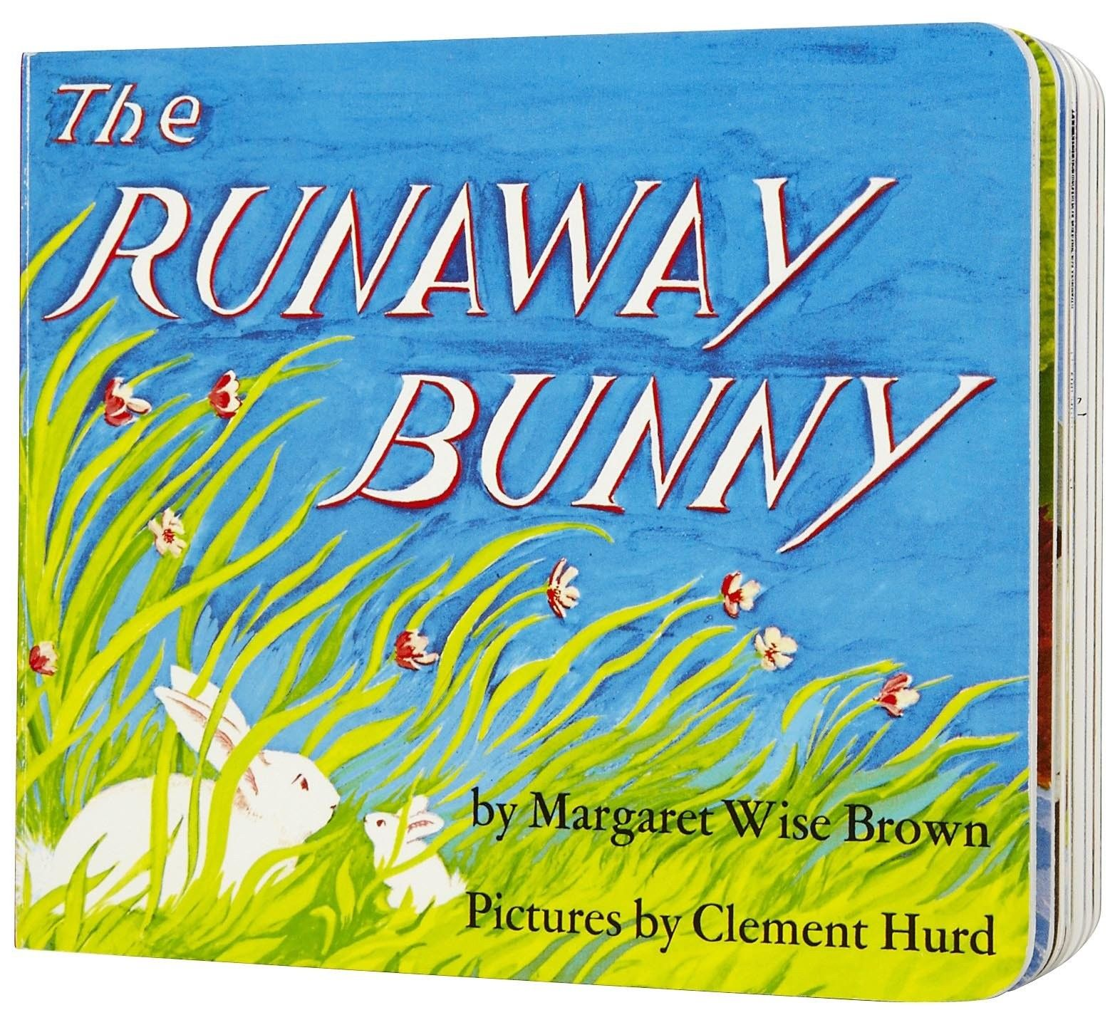 The Runaway Bunny by Margaret Wise Brown | Classic kids ...