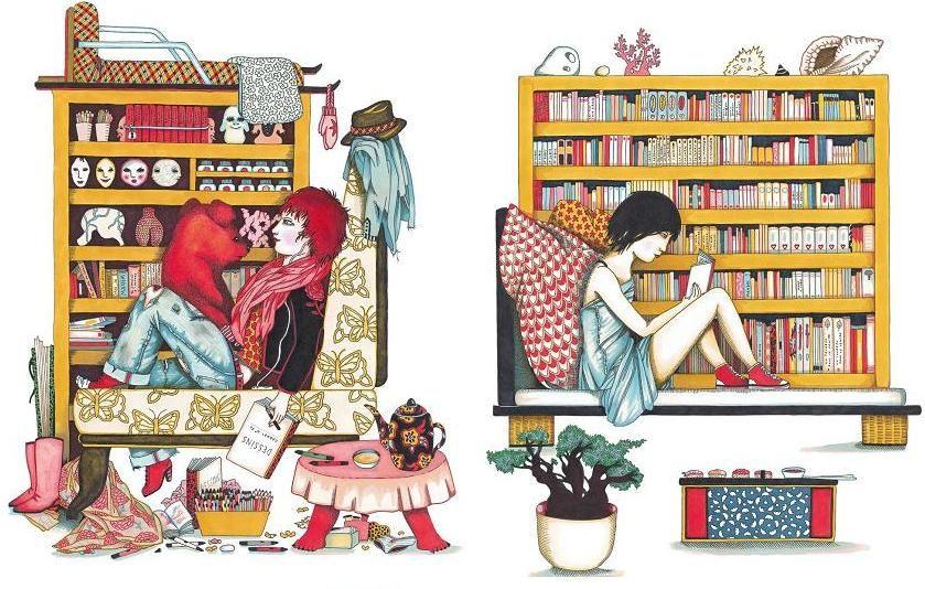 UNE AMIE POUR LA VIE de Laetitia Bourget y Emmanuelle Houdart. Derechos disponibles: español, català, galego, euskera, português