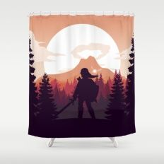 Explore The Legend Of Zelda, Shower Curtains, And More!