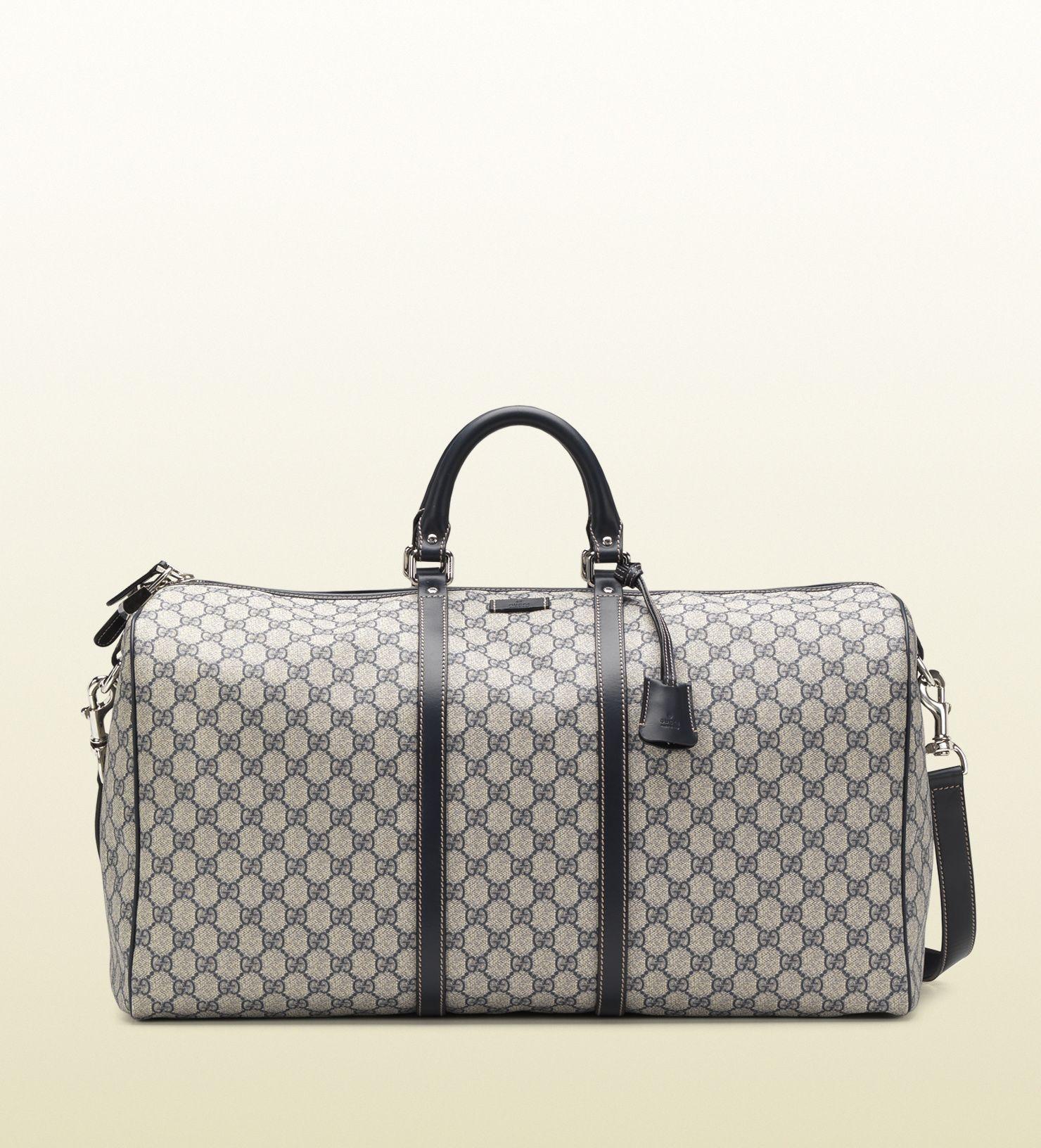 68661cea34acd4 large carry-on duffle bag | iwtbr | Borsoni da viaggio, Gucci, Borse