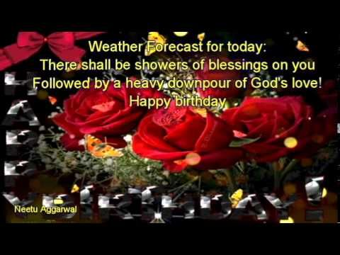 Happy Birthday Message And Prayer ~ Happy birthday wishes with blessings prayers messages quotes music