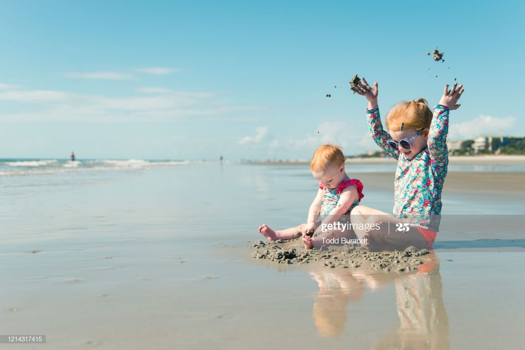 Children Playing With Sand At Beach Photography #Ad, , #Aff, #Playing, #Children, #Sand, #Photography