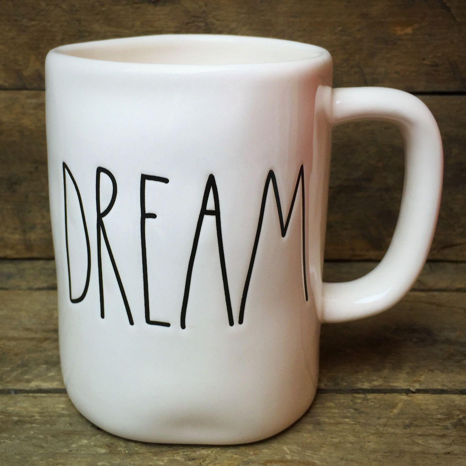 dream coffee mug magentarae dunn | craft booth ideas and
