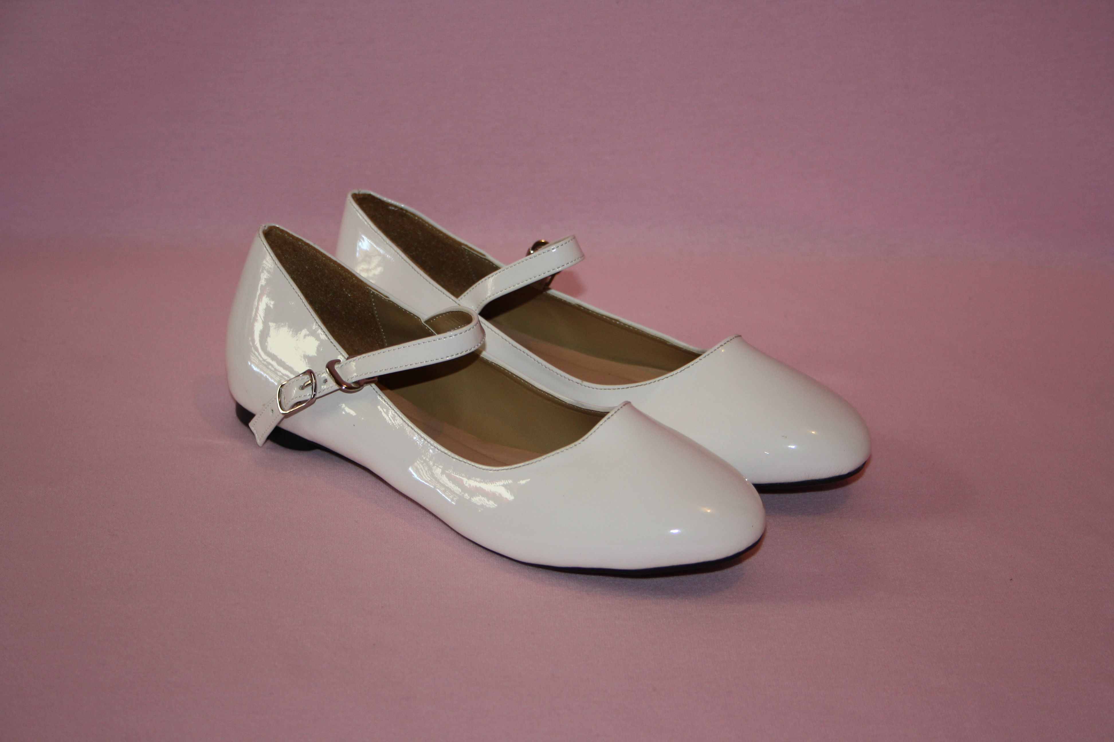 First communionflower girl shoes from silk n satin