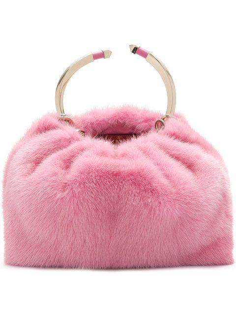 ca2ffba7cc Shop Valentino hoop pouch bag | Style | Sac à Main, Sac, Design