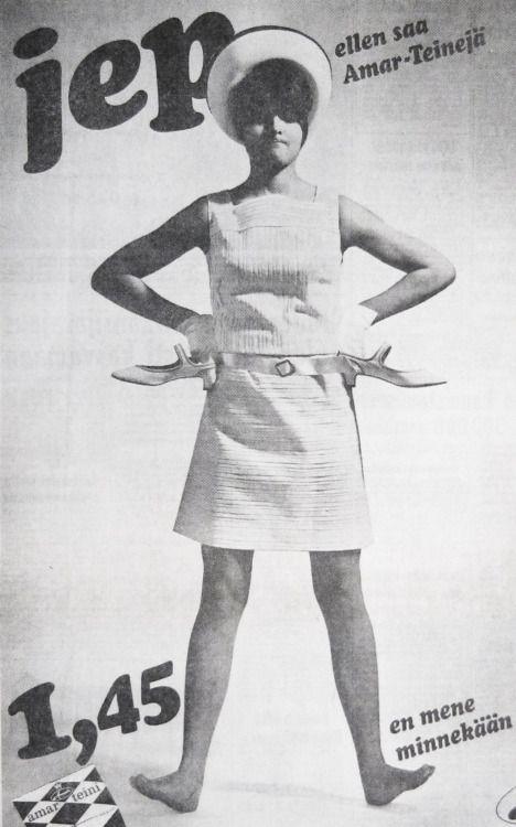 Amar - Kristiina Halkola 1966