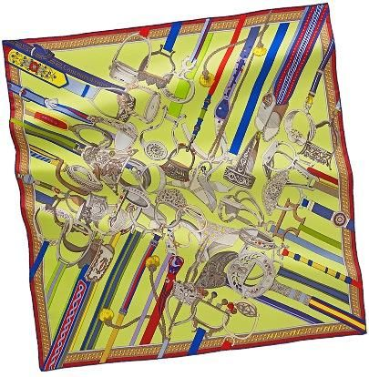 Codex Costinianus One fabulous Hermes scarf...