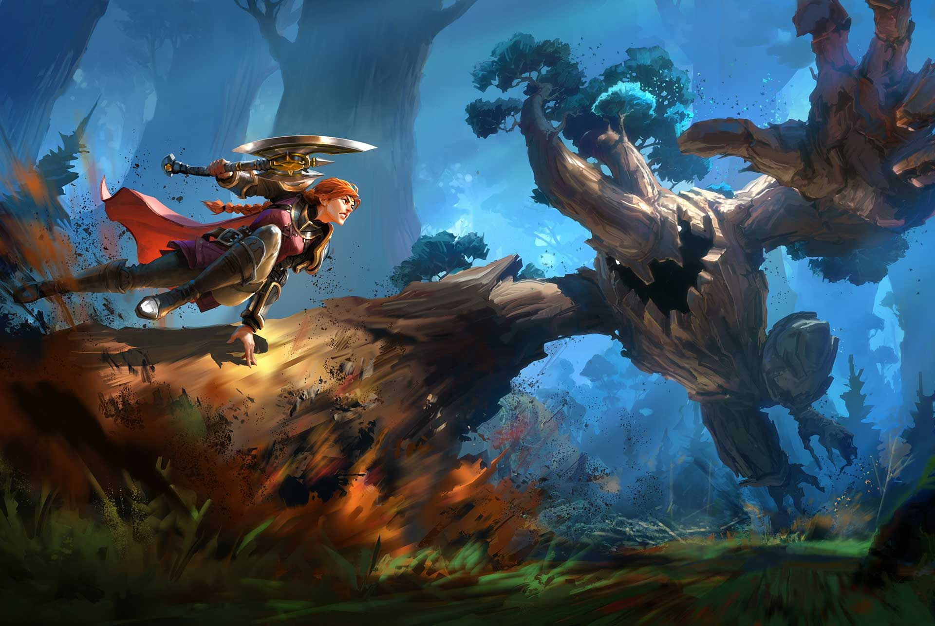 Explore the new Sandbox MMORPG and join over 250.000