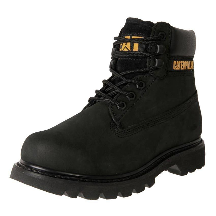 COLORADO LACE UP BOOTS BLACK