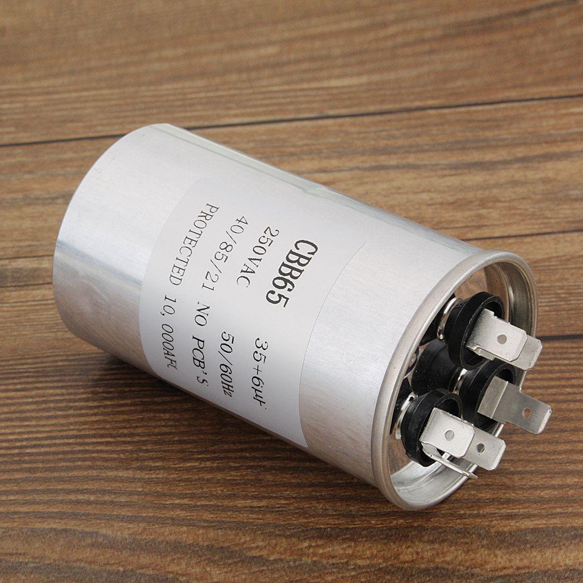 Us 5 46 Cbb65 Washing Machine Run Capacitor 250vac 250v Ac 35 6 Uf 35uf 6uf Sh 50 60hz Cbb65 Washing Machine Capacitor Capacitor Diy Kits Usb Flash Drive