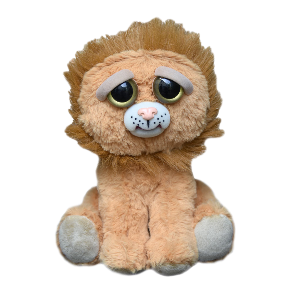 Feisty Pets Mark Mischief Lion Snappy Toys Pet Lion Animated Animals Pets