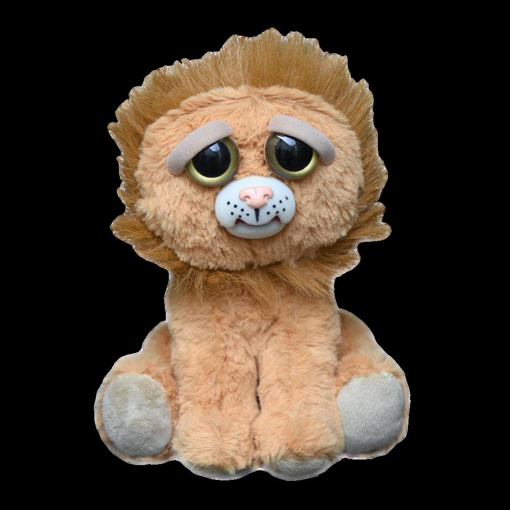 Feisty Pets Mark Mischief Lion Snappy Toys Pet Lion Animated Animals Plush Animals