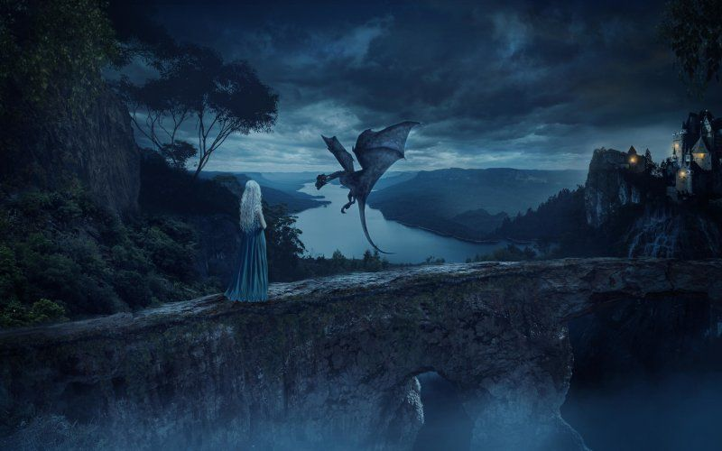 Wallpaper Dragons Mother Dragon Game Of Thrones 4k Wallpapers For Pc Game Of Thrones Dragons Hd Wallpapers For Pc