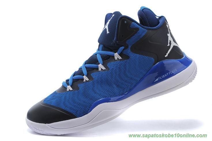 8f05a44aeed venda de tenis online Azul Jordan Super Fly 3 717100-002