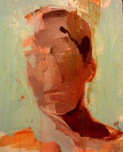 my self – ist eine neue Bilderserie an der ich im Moment arbeite. Es werden immer Selbstportraits gemalt. Dieses Bild hat die Maße 80 x 60 cm, Öl auf Leinwand. Preis auf Anfrage.